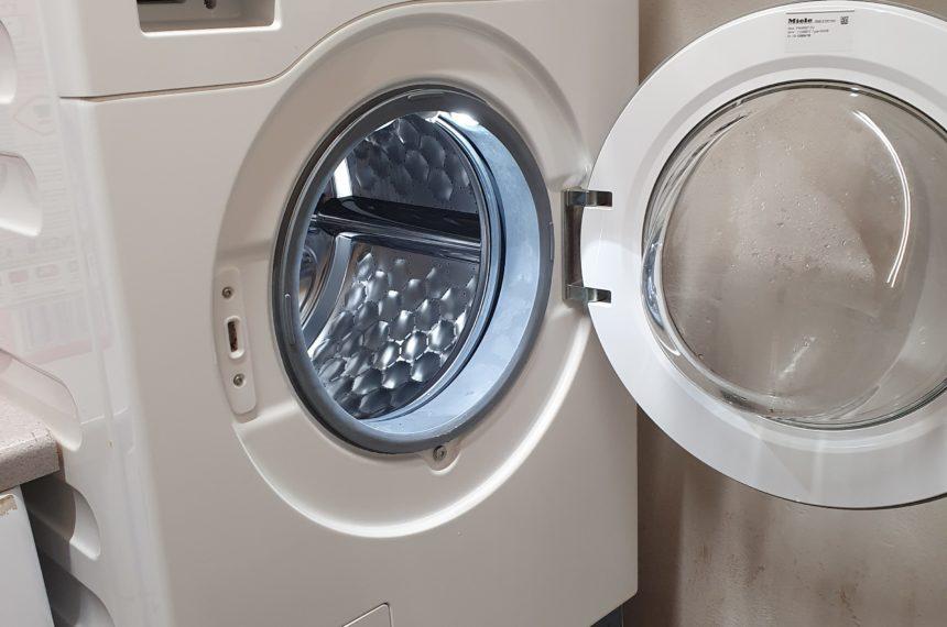 Unsere neue Waschmaschine …